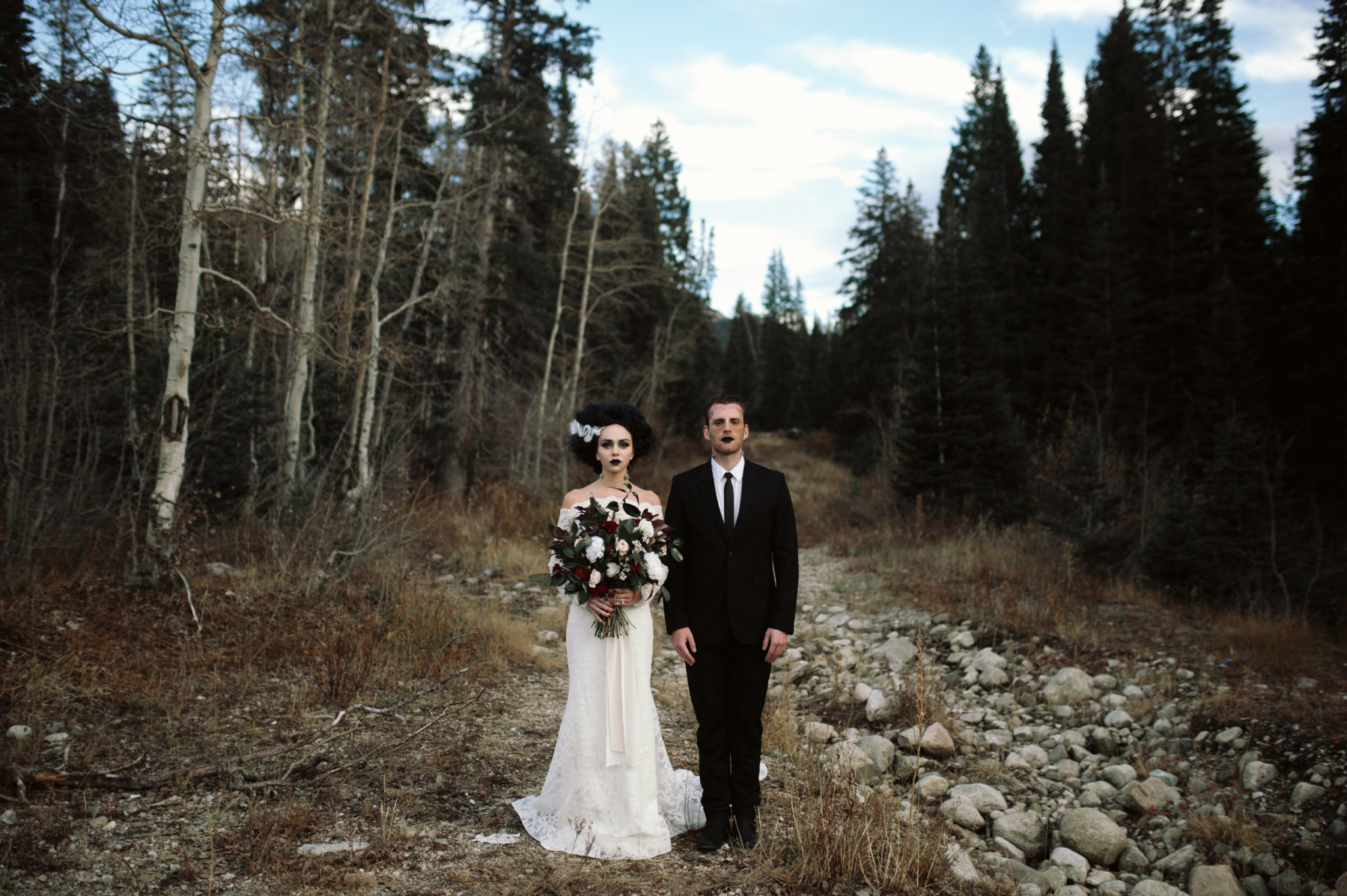 We Found A Perfect Halloween Wedding To Die For Utah Venue Market