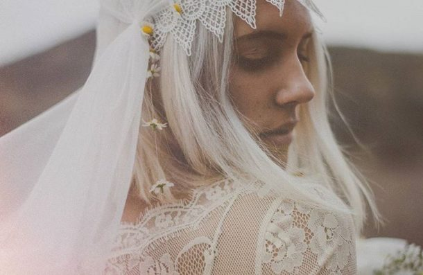 Taking a New Spin on Traditional Wedding Veils – Meet Danani Handmade