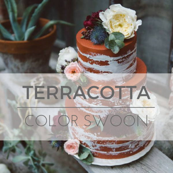 COLOR SWOON :: TERRACOTTA